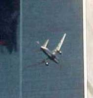 second plane strike into WTC