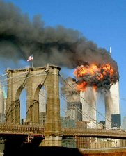 the second strike on the WTC